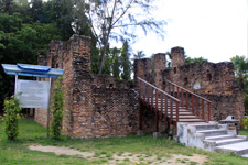 Dutch Fort at Pangkor Island
