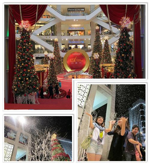 Christmas at Pavilion KL
