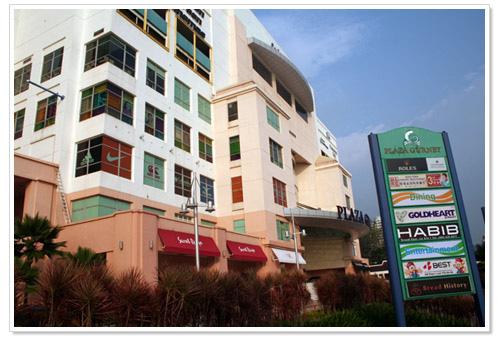 Plaza Gurney shopping mall Penang