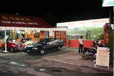 Saber car rental in Batu Ferringhi