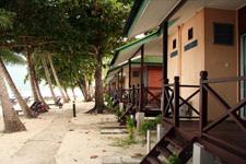 Sea view at Tuna Bay Resort