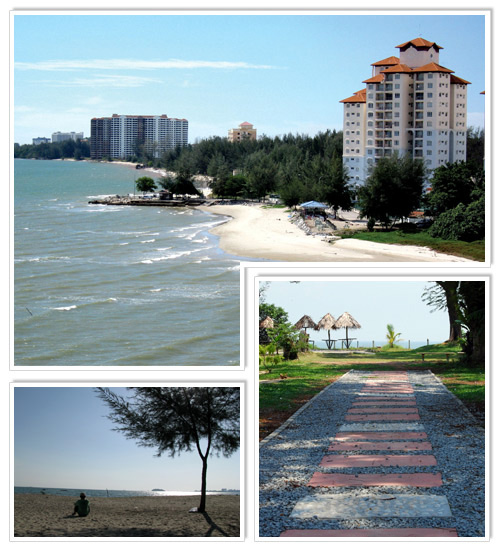 Port Dickson beaches