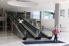 Puduraya Bus Station main entrance