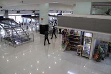 Puduraya Bus Station main hall ground floor