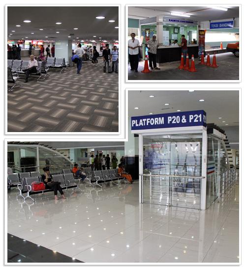 Puduraya central bus station 2