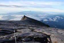 Mount Kinabalu in Sabah