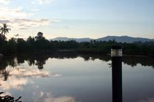 Outside Kota Kinabalu in Sabah