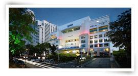 Plaza Gurney Shopping Mall
