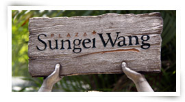 Sungei Wang Shopping Mall