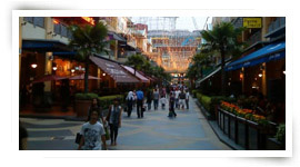 The Curve Shopping Mall