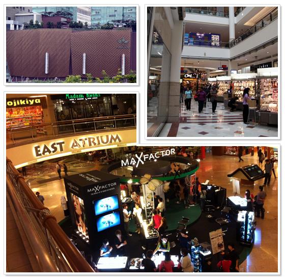 Shopping malls in Kuala Lumpur Malaysia 1