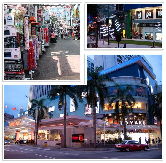 Shopping malls in Kuala Lumpur Malaysia 2