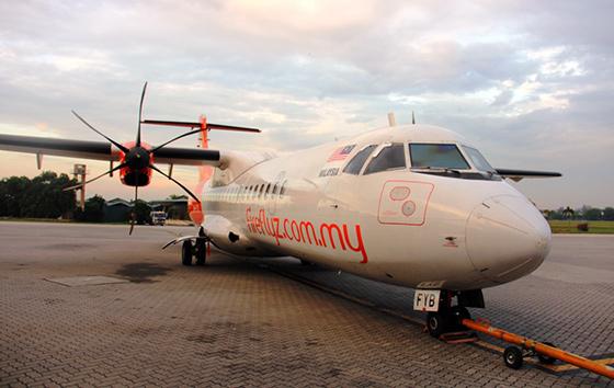 Firefly at Subang Airport