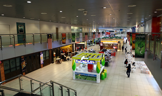 Subang Airport | Wonderful Malaysia