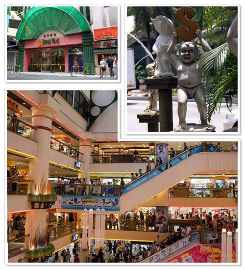 Sungei Wang Shopping Mall 1