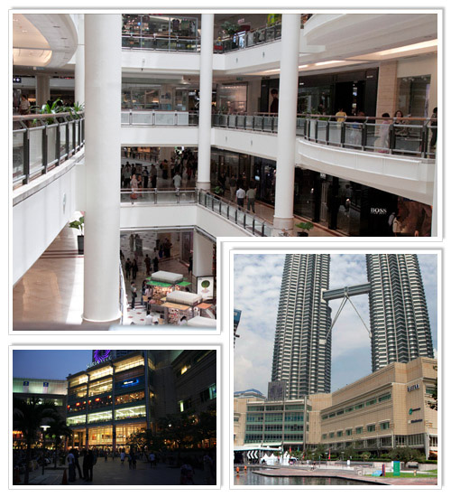 Suria KLCC Shopping Mall 1
