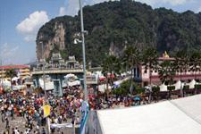 Millions gather at the Batu Caves