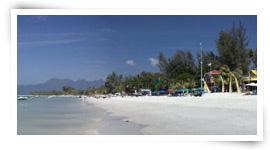 Pantai Cenang Langkawi Island