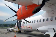 Domestic flights in Malaysia