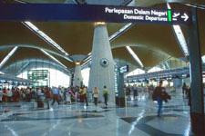 Travel to Malaysia KLIA Airport
