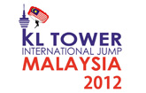 KL Tower BASE Jump 2012