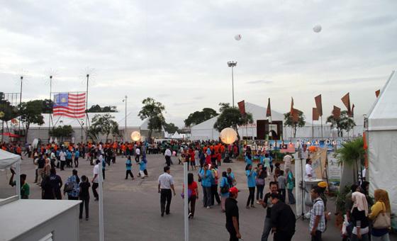 Visit Malaysia 2014 carnaval 2