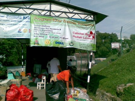 damansara recycling center