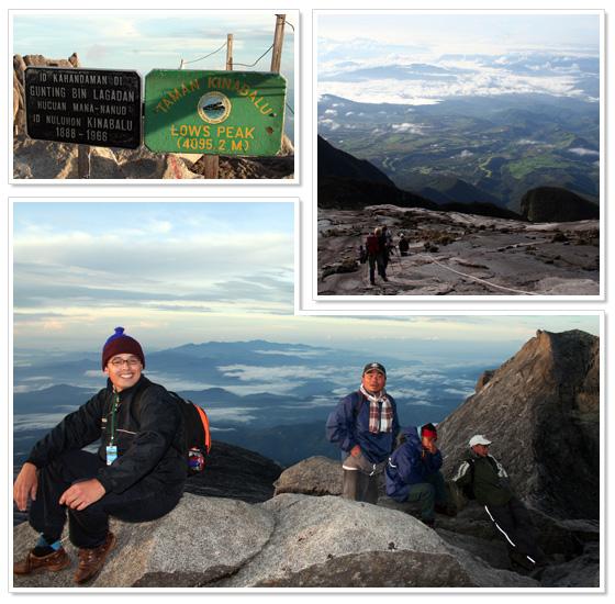 Mount Kinabalu Summit Trail
