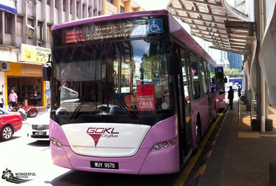 GOKL city bus 1
