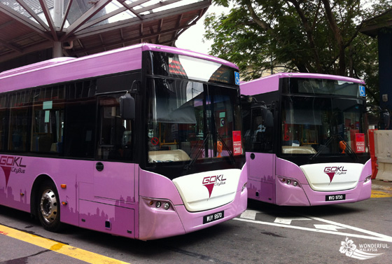 GOKL city bus 2