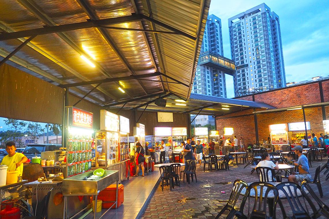 Food Courts Malaysia